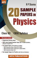 20 Sample Papers in Physics - XII