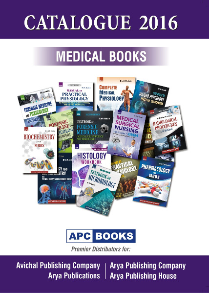 Medical Books Catalogue 2016