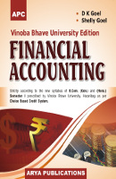 Financial Accounting Semester I (B.Com. Gen. and Hons.)