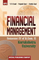 Financial Management B.Com. II Semester IV (K.U.)