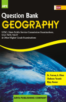 Question Bank Geography (UPSC/SPSC/UGC NET/SLET & Other Higher Grade Examination)