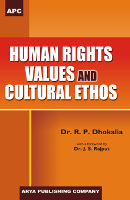 Human Rights Values and Cultural Ethos