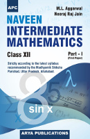 Naveen Intermediate Mathematics Part- I (First Paper) Class-XII (Uttar Pradesh board)