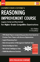 Competition Centre's Reasoning Improvement Course (Logical Verbal and Non-Verbal For Higher Grade Competitive Examinations))