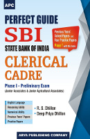 Perfect Guide SBI State Bank of India Clerical Cadre Phase I - Preliminary Exam (Junior Associates & Junior Agricultural Associates)