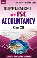 Supplement New ISC Accountancy - XII